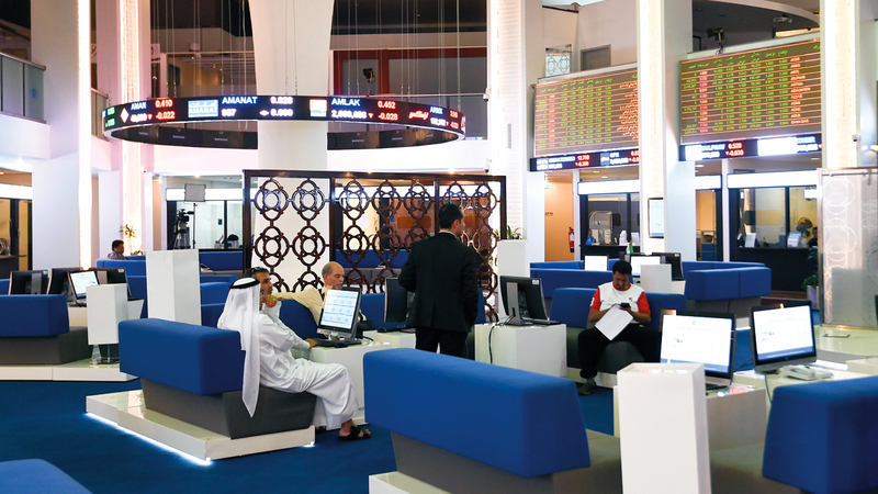 بورصة دبي اسواق الامارات تفتح مرتفعة مع استئناف التداول بعد العيد