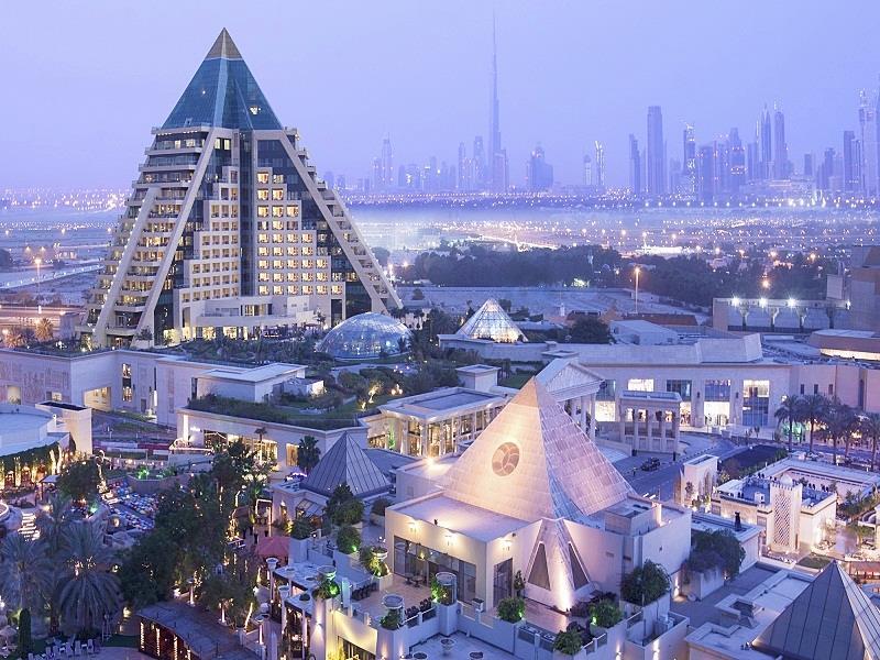 اهم المعالم السياحية فى دبي
